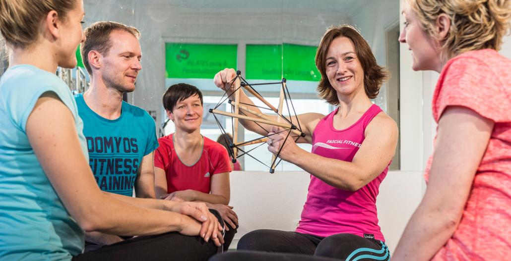 Faszien-Fitness-Trainer